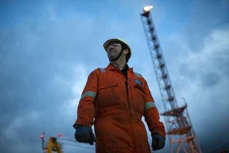 Aberdeen: pour les salariés du pétrole, la fête est finie | Think outside the Box | Scoop.it