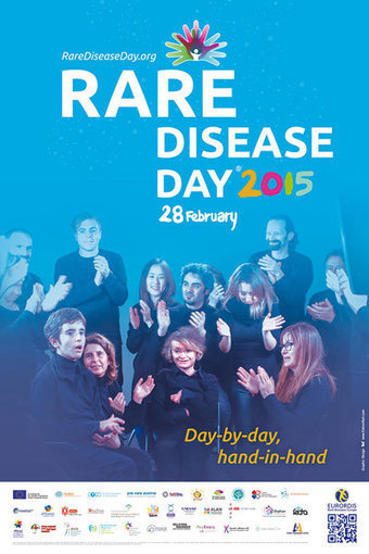 Rare Disease Day 2015 - Feb 28 - Download and share our communication materials | Immunopathology & Immunotherapy | Scoop.it