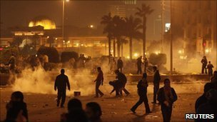 BBC News - Egypt protests: Police disperse Cairo crowds   Coveting Freedom   Scoop.it