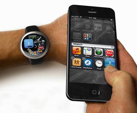 Chưa ra mắt iPhone 6 Apple chuẩn bị khuynh đảo thị trường với iWatch | iPhone | Scoop.it