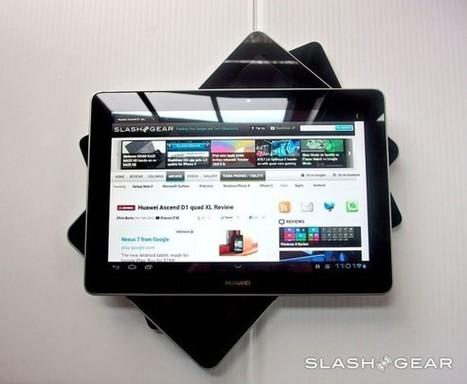 Huawei MediaPad 10 FHD.. review | Mobile IT | Scoop.it