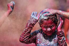 Holi 2013: The Festival of Colors | Photography - Design Graphic - SocialMedia | Scoop.it
