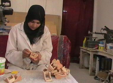 ...دار الصناعات التقليدية بالدندان : عندما تبدع النساء | Village de l'Artisanat de Denden | Scoop.it