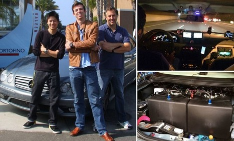 Man smashes Cannonball Run record with 29 hour NY to LA drive | Troy West's Radio Show Prep | Scoop.it