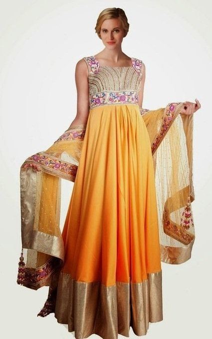 Anarkali Suits Collection | Buy Designer Anarkali Salwar Suits Online | Guest Post Fashion - Megha Shop | Nice one | Scoop.it
