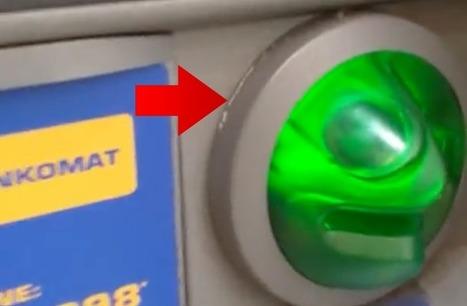 Este lector para clonar tarjetas oculto en un cajero es prácticamente indetectable | Policies 2.0 | Scoop.it
