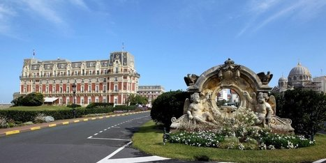 Biarritz : braquage nocturne à l'Hôtel du Palais   BABinfo Pays Basque   Scoop.it