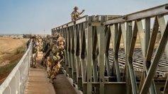 Inondations : un pont provisoire mis en place par l'armée pour désenclaver Cauterets | Revue de Presse du Caf des Vallées | Scoop.it