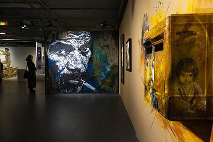 Au-delà du Street Art : Musée de la Poste - Graffiti Art Magazine   j aime j ai vu jai lu   Scoop.it