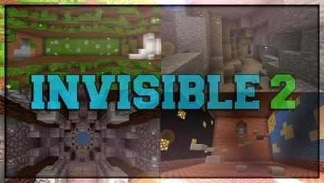 Invisible Parkour 2 Map for MCPE | Minecraft New | Scoop.it