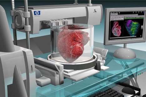 Bioprinted Human Tissue is changing the Shape of Medical Practice and Research | Tech | Scoop.it