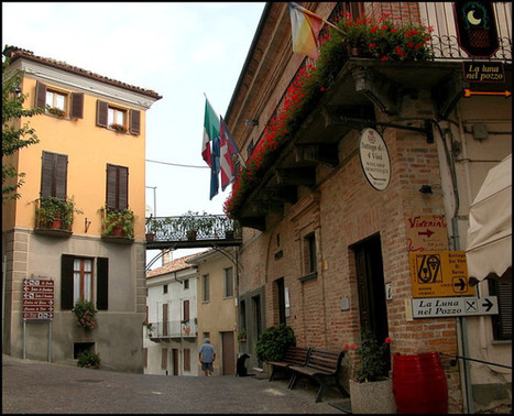 Neive, Italy: Travel to the land of four wines | The wonderful world of Travel | Scoop.it