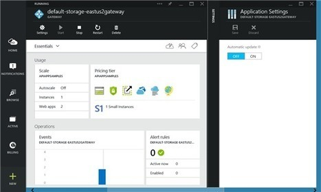 Introducing Azure API Apps - .NET Web Development and Tools Blog - Site Home - MSDN Blogs | ASP.NET | Scoop.it
