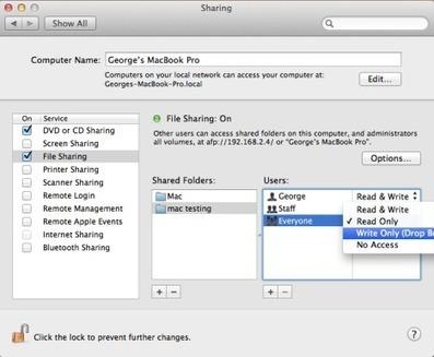 How to Share Folders from Mac OS X with Windows 7 & Windows 8 PCs | Cose da fotografi | Scoop.it