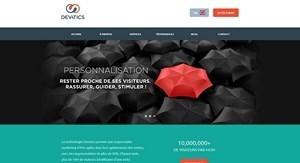 EBG - Startup : les 100 projets digitaux les plus innovants. Devatics est dedans ;)   Real Time Marketing For Agile Websites   Scoop.it