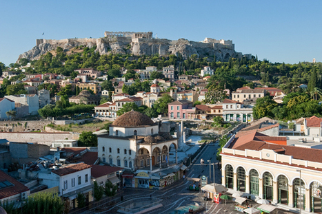 Living History in Athens | Move2Greece | Scoop.it