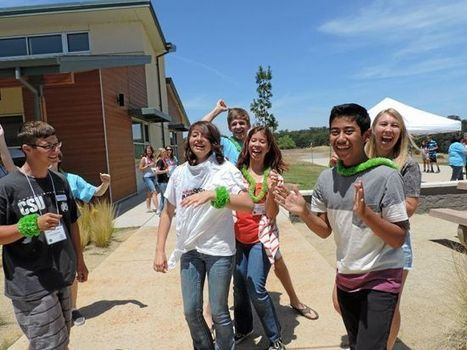 29 teens complete science of water camp - Red Bluff Daily News   Education   Scoop.it