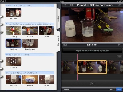 Producing iMovie trailers to demonstrate learning. | Technology and language learning | Scoop.it