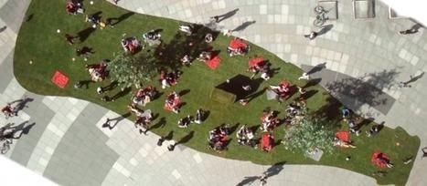 Coca-Cola transforme une place en véritable parc naturel ! Marketing Stories | Stratégies et actions marketing à l'international | Scoop.it