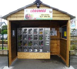 Fruits et légumes bio et local en distributeur automatique | Economie Responsable et Consommation Collaborative | Scoop.it