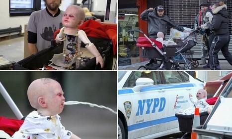 Remote control 'devil baby' terrifies New Yorkers   Random   Scoop.it