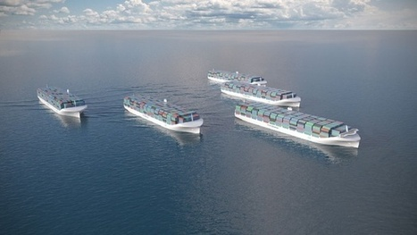 Bye, Bye, Captain: Drone Ships May Soon Take to the Seas   Automation and disappearing jobs   Scoop.it
