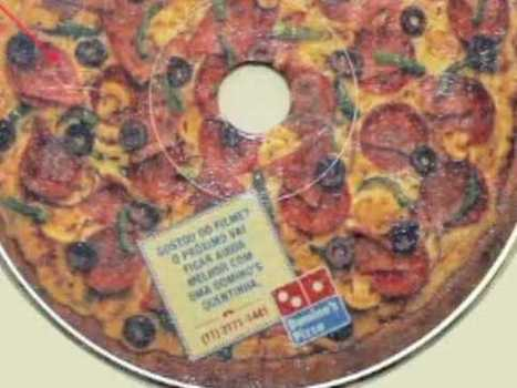 Domino's Brazil Is Making DVDs That Smell Like Pizza - Business Insider | Brazil And Mexico | Scoop.it