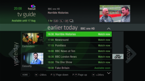 Freesat's new HTML5/HbbTV-based platform to rival YouView | Video Breakthroughs | Scoop.it