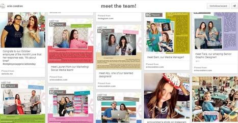 Visual Storytelling su Pinterest: il caso Erin Condren | Social media & storytelling | Scoop.it