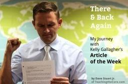 Article of the Week - Dave Stuart Jr. | Cool School Ideas | Scoop.it