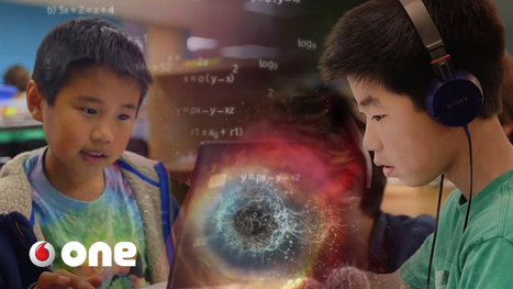 Playlist 'El futuro es Vodafone One': nuevas fórmulas para la educación del futuro   educació i tecnologia   Scoop.it