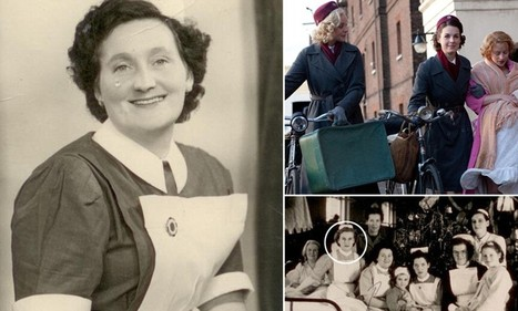 "Acupunturist Zita West: ""How my amazing mother inspired Call the Midwife"" 