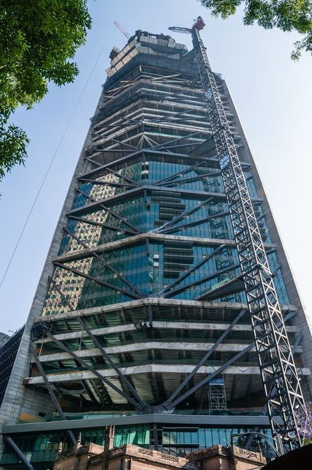En Construcción: Torre Reforma / LBR + A - Plataforma Arquitectura | retail and design | Scoop.it