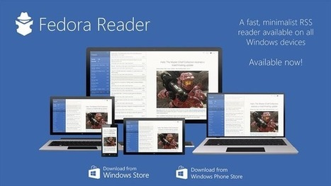 Fedora Reader is a Beautiful yet Minimalistic Feed Reader for Windows Phone and Windows 8.1 | RSS Circus : veille stratégique, intelligence économique, curation, publication, Web 2.0 | Scoop.it