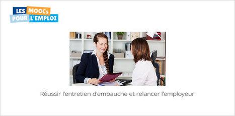 MOOC Réussir l'entretien d'embauche et relancer l'employeur | Mooc Francophone | Culture Mission Locale | Scoop.it