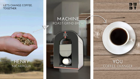 Bonaverde Kickstarter campaign for coffee roast-grind-brew machine pledged more than 450000$...9 days to go ! | Coffee News | Scoop.it