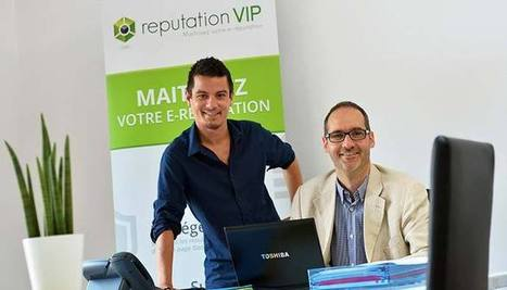 Reputation VIP invente le concept de foreteresse digitale   Valérie Verpoest - Reputation VIP   Scoop.it