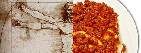 B: Leonardo da Vinci e la salvaguardia della lasagna   Thatsamoreitalia   TRAVEL JOURNAL   Scoop.it