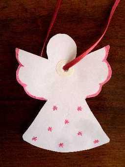 Les anges de Noël : des décorations faciles à faire | Spécial Noël | Scoop.it