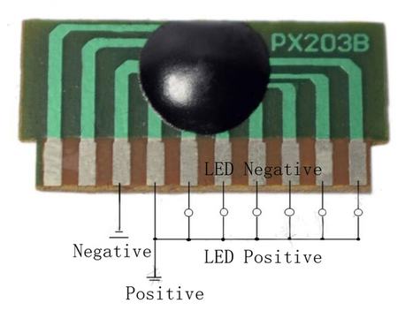 10pcs LED Driver Cycle Flash Controller Voice Module 3V For 6pcs LEDs - Voice Module(About 25% Off) - Arduino, 3D Printing, Robotics, Raspberry Pi, Wearable, LED, development board Black Friday 201...   Modules   Scoop.it