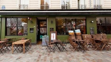 L'une des plus belles terrasses de Paris   Tourisme veille info   Scoop.it