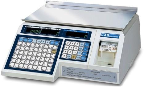 Buy LP1 Scales CAS lp1 15kg scale no pole   QuickPos AU   Point of Sale Products   Scoop.it