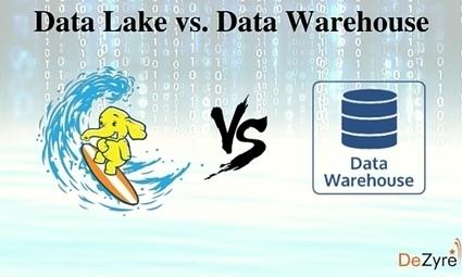 Data Lake vs. Data Warehouse: Is the warehouse going under the lake? | hi bigdata | Scoop.it