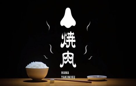 Influencia - Audace - The Hana Yakiniku : l'application sensorielle | ... pour les passionnés du sensoriel | Scoop.it