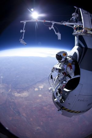 Un salto estratosférico para romper la barrera del sonido | Ciència | Scoop.it