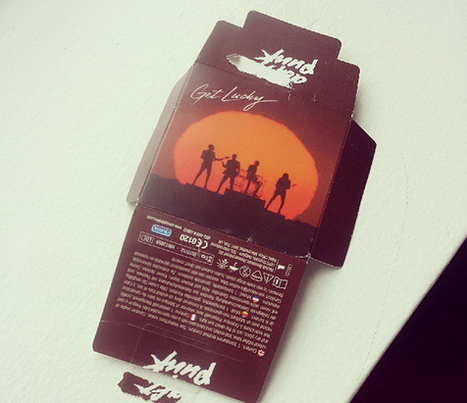 Daft Punk Rides 'Get Lucky' High with Durex Condom Tie-In | Brand Marketing & Branding | Scoop.it