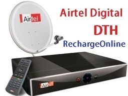 How to recharge Airtel Digital TV DTH Online   Tablets,smartphones and Android apps   Scoop.it