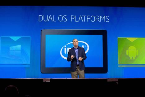 Se vienen las computadoras que usan Android y Windows - lanacion.com (Argentina) | La tecnologia | Scoop.it