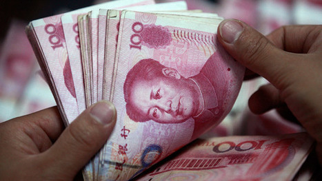 Frankfurt begins first European direct settlements in Chinese yuan | Sustain Our Earth | Scoop.it