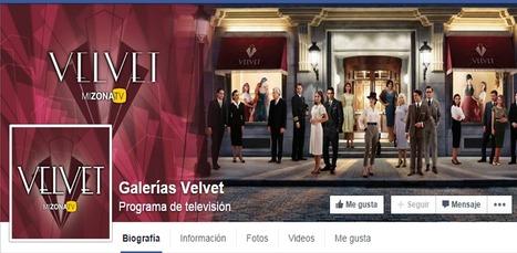 Del éxito en televisión a la participación en las redes sociales. El Príncipe y Galerías Velvet en Facebook / Leire Gómez Rubio, Nereida López Vidales. | Comunicación en la era digital | Scoop.it